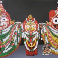 Radha-Damodara Vesha